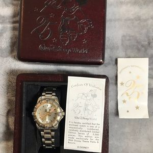 Walt Disney World 25 year watch